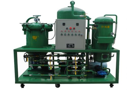 DTS产品滤油机整体解决方案