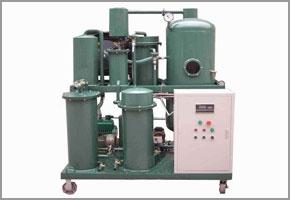 真空滤油机真空泵常见4类故障解决办法