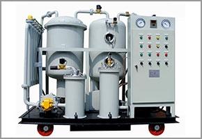 RG系列聚结分离式滤油机解决办法
