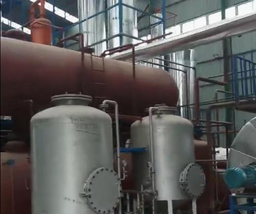 辽宁废油再生蒸馏设备