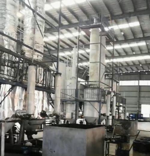 青海废油再生精馏设备