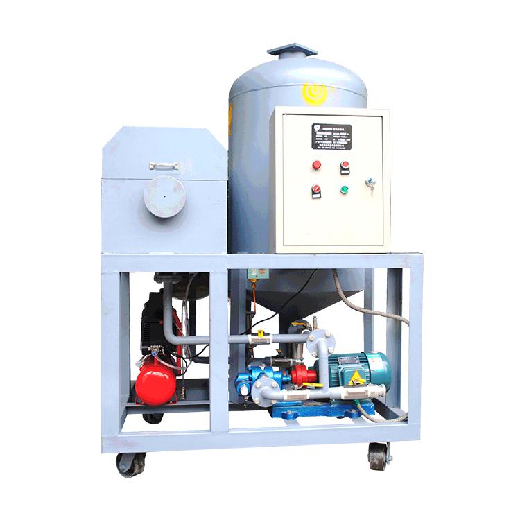 LPD轻质油脱色净化装置