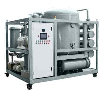 变压器废油滤油机