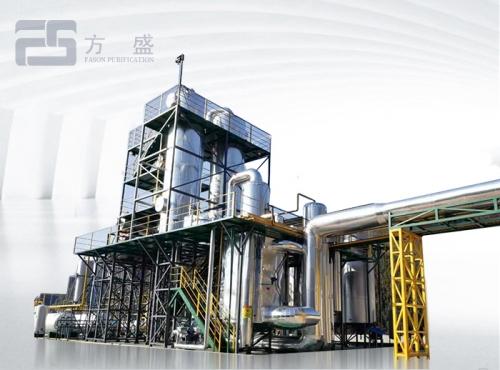 FS-SDP废油纯物理再生精馏成套装置