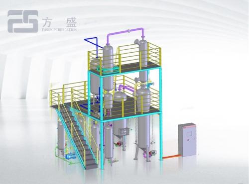 FS-CSP化工溶剂回收净化装置